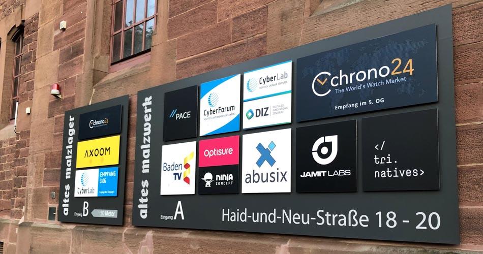 Cyberforum und Cyberlab Start Up